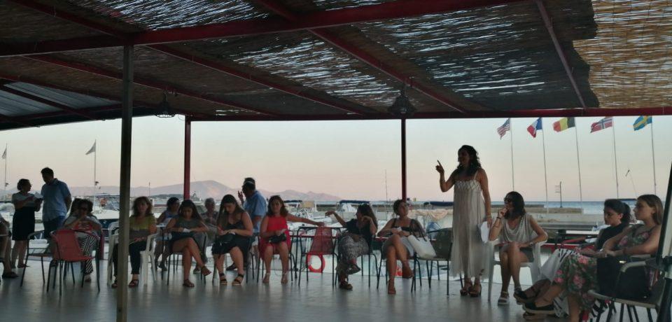 """Scauri dalla parte delle donne con il progetto """"Meteore – Alba contro la Violenza"""""""
