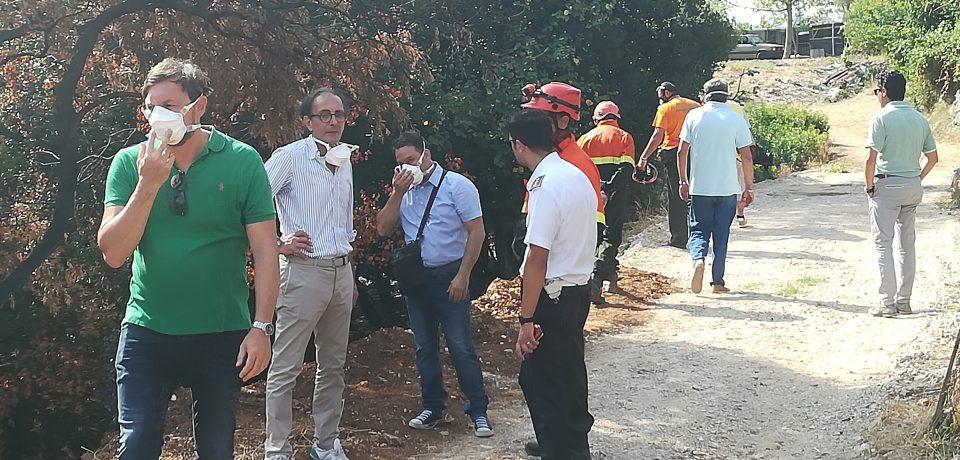 """Itri / Arpa Lazio alla discarica di Calabretto. Raffaele Trano: """"ancora nessun sequestro"""""""