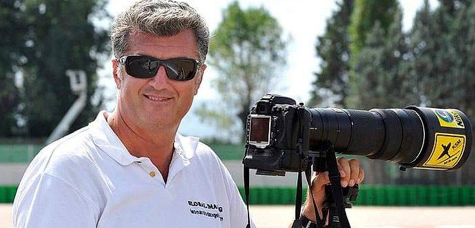 Gaeta in lutto: è morto il fotografo sportivo Leonardo D'Angelo