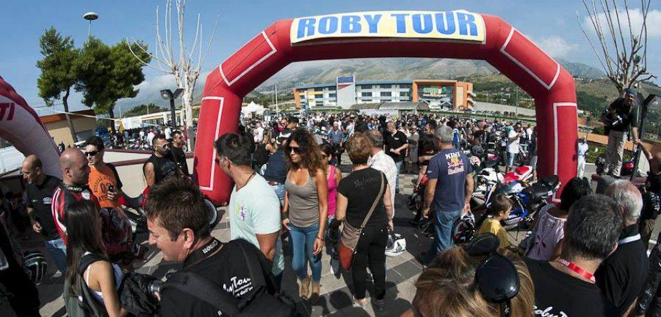 Tutto pronto per il Roby Tour 2019: appuntamento all'8 Settembre