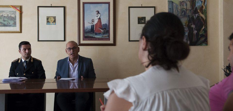 """Itri / Il sindaco Fargiorgio sulla discarica di Calabretto: """"Non c'è stato bisogno di ricevere alcuna diffida"""""""