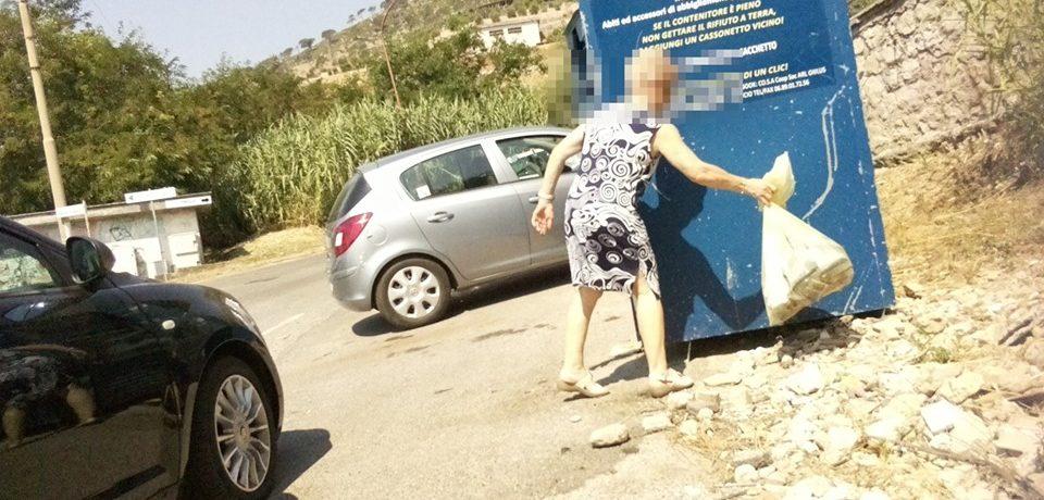 Formia / Fototrappole in azione, beccati trasgressori a gettare rifiuti