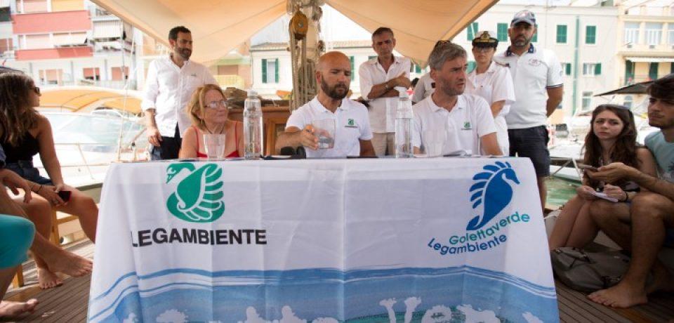 """Goletta Verde nel Lazio: cariche batteriche elevate per 12 campionamenti su 24, 10 punti """"fortemente inquinati"""" e 2 """"inquinati"""""""