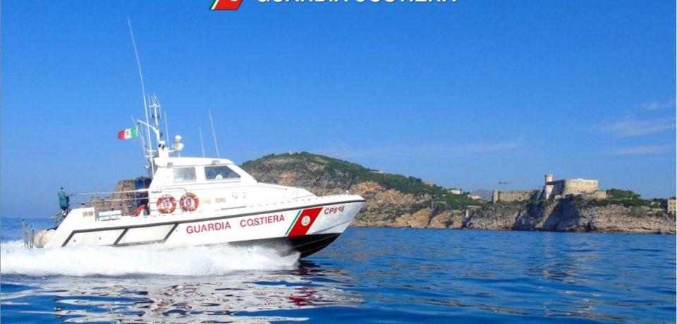 Guardia Costiera in azione nel sud pontino nel primo weekend di agosto