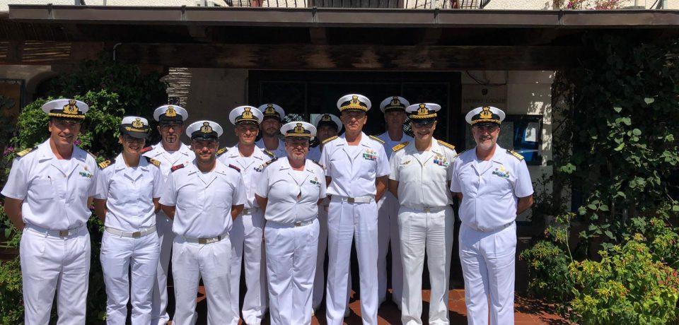 Sud Pontino, Guardia Costiera: il comandante generale delle Capitanerie di Porto in visita agli uffici minori