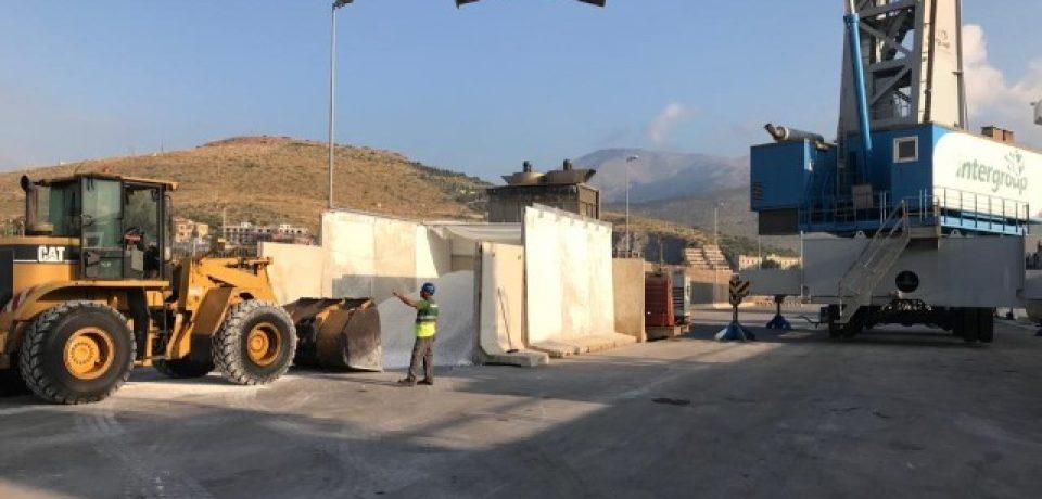 Gaeta, il porto volàno dell'export pontino: collegamenti anche verso l'Africa