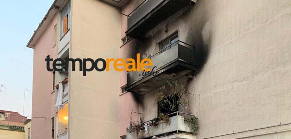 Formia / Incendio in un appartamento: dichiarato inagibile
