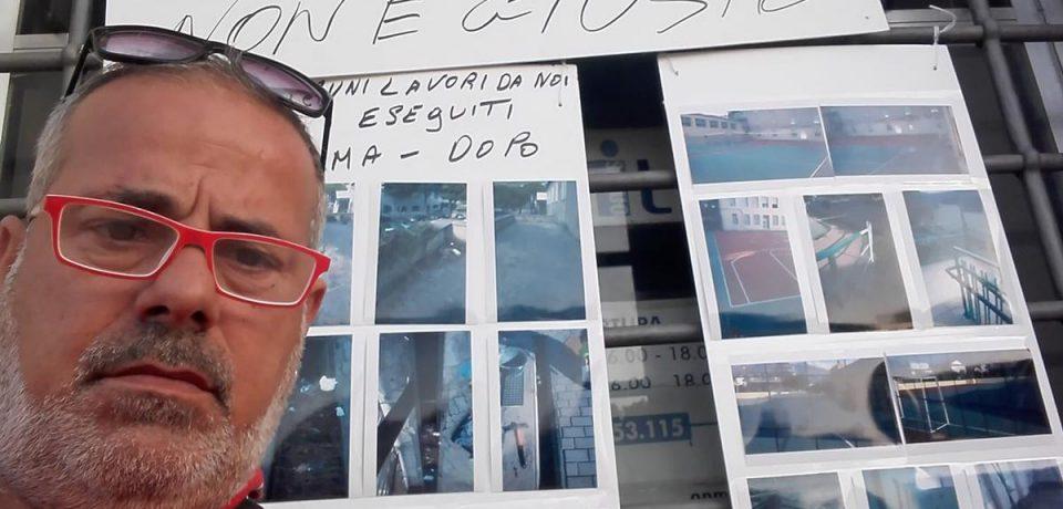 """Formia / Continua la polemica sugli ex lavoratori Cofely. Villa: """"Il comune non è un ufficio di collocamento"""""""