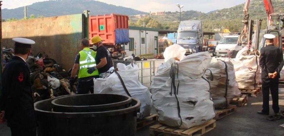 Gaeta / Rifiuti pericolosi nel porto commerciale, chieste le condanne
