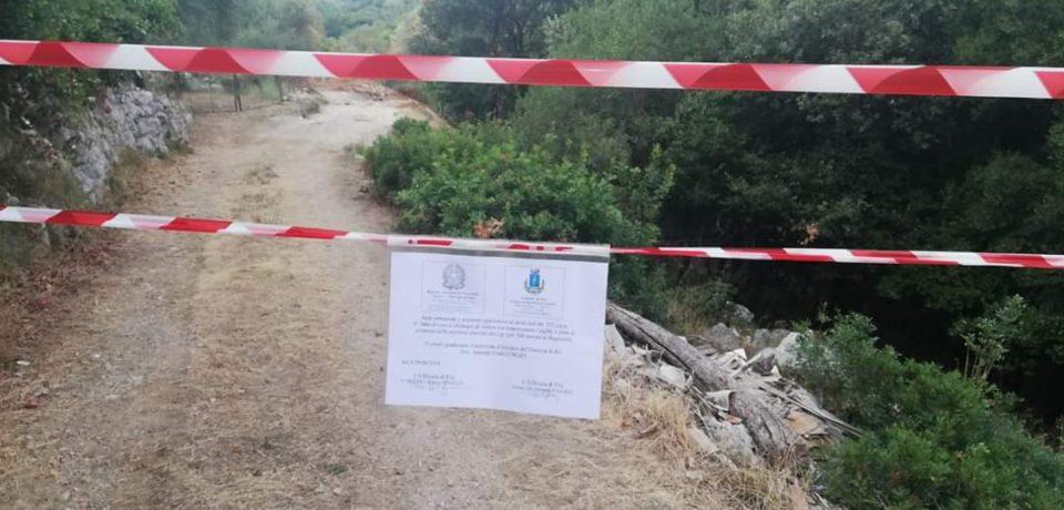 Itri / Discarica Calabretto: i risultati delle analisi del terreno