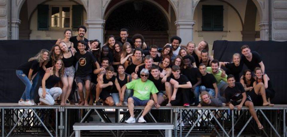 """Peter Ercolano al """"St.Art 5"""" di Tortona per formare i giovani europei all'integrazione"""