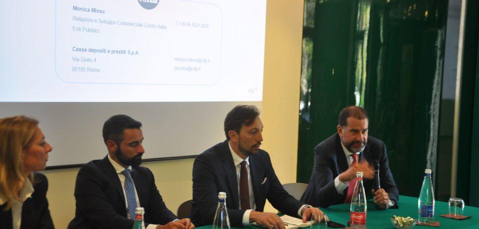 Rinegoziazione mutui Cdp, Trano riunisce i comuni pontini a San Felice Circeo