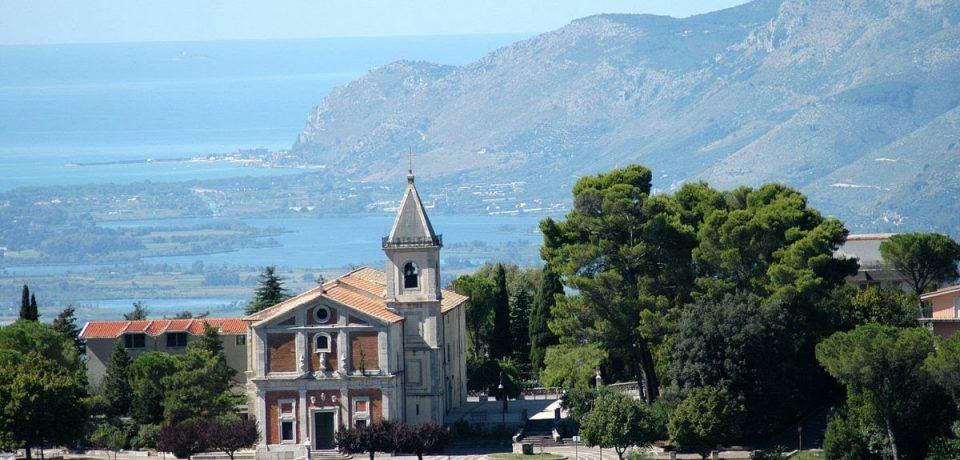 Lenola / Il Santuario della Madonna del Colle su Tv2000