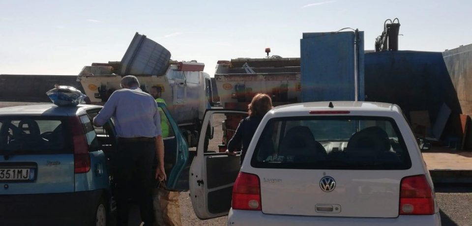 Formia / Giornate Ecologiche, tappa a Castellone