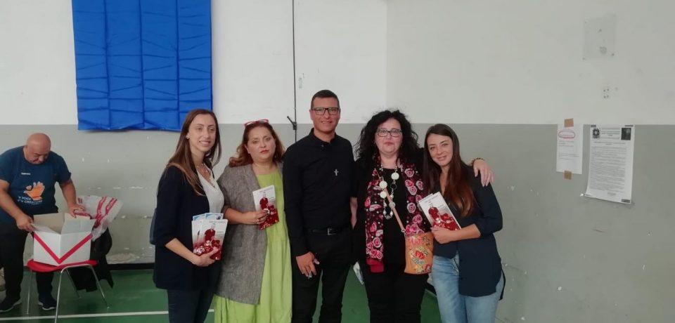 """Formia / All'istituto """"Cicerone-Pollione"""" Don Luigi Merola presenta il libro """"Oltre ogni speranza"""""""