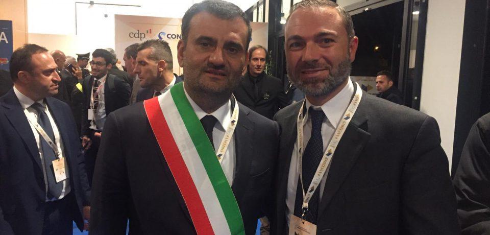Formia / Il consigliere Antonio Di Rocco eletto nell'assemblea nazionale dell'Anci