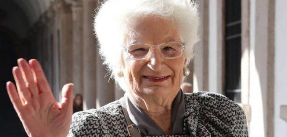 Liliana Segre cittadina onoraria di Minturno: la proposta del sindaco Stefanelli
