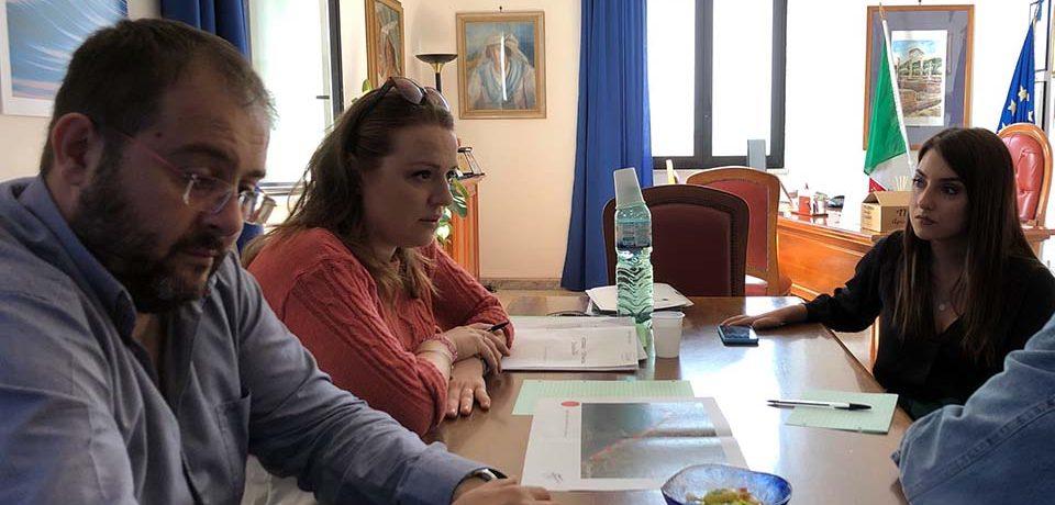 Minturno / Spiagge a misura di disabile, gli interventi dell'amministrazione comunale