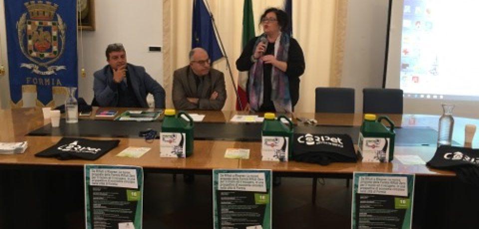 """""""Da rifiuti a risorse"""": l'iniziativa tra l'amministrazione comunale e la Formia Rifiuti Zero"""