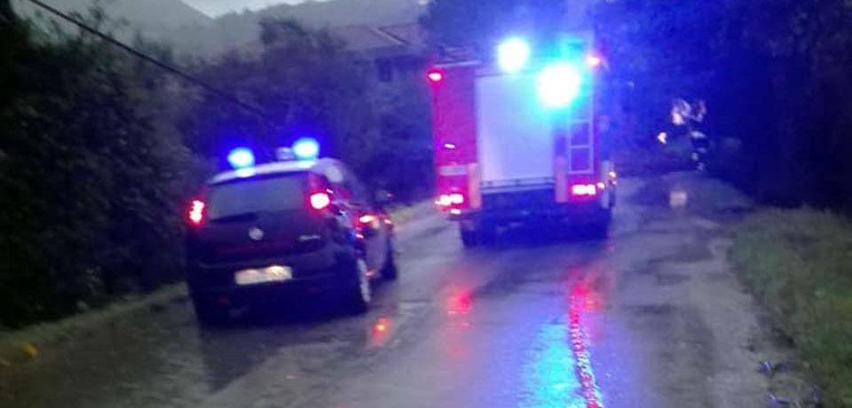 """Castelforte / Allarme maltempo, il sindaco Cardillo: """"Non uscite di casa se non è strettamente necessario"""""""