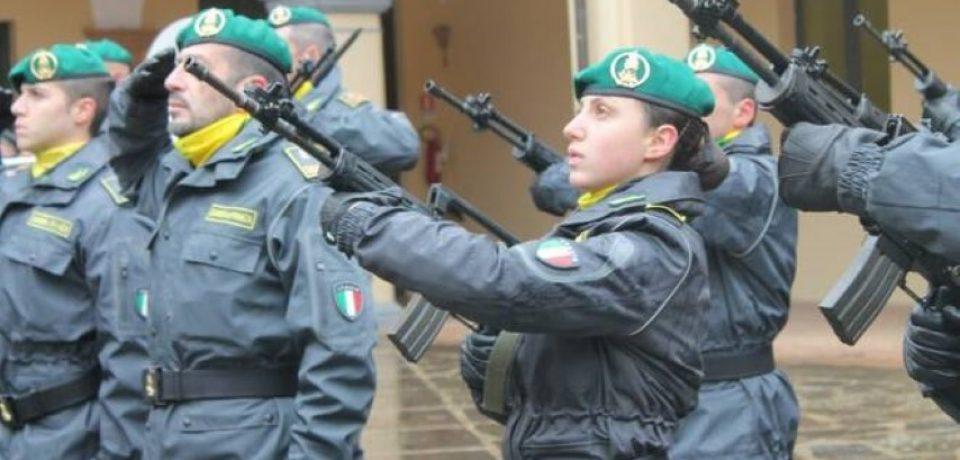 Minturno / Ilaria Arnone è il primo basco verde donna d'Italia