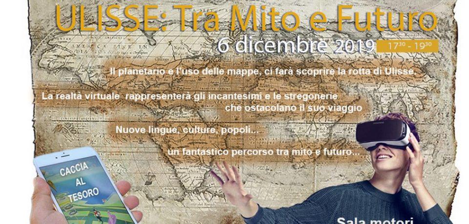 """Gaeta / """"Ulisse, tra mito e futuro"""": l'Open Day all'Istituto Nautico Caboto"""