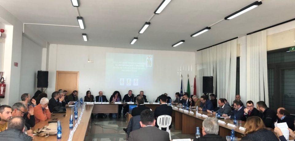 Rio Capodacqua e Rio Santa Croce, il consiglio provinciale congiunto [VIDEO]