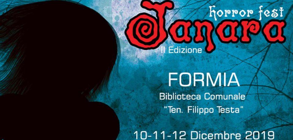 Formia / Janara Horror Fest, tre giorni dedicati al fantastico. Seconda edizione dedicata a Lucio Fulci