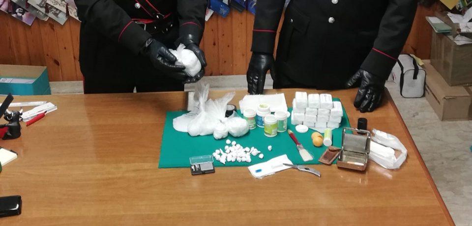 Fondi / Sorpreso con 250 grammi di cocaina, in manette un 50enne