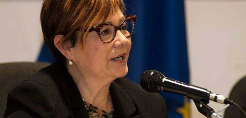 Paolina Valeriano, presidente dell'Azione Cattolica di Gaeta per il triennio 2020-2023