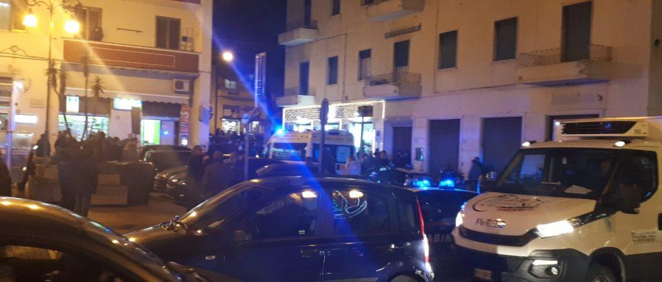 Formia / Omicidio-suicidio di Piazza Mattej: c'era la premeditazione