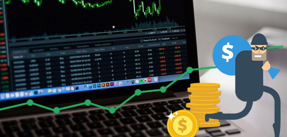 Truffe e trading online: che legame c'è?