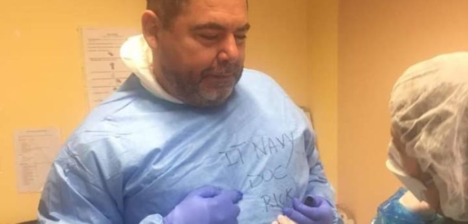 Coronavirus, medico militare di Minturno in supporto all'Ospedale di Lodi