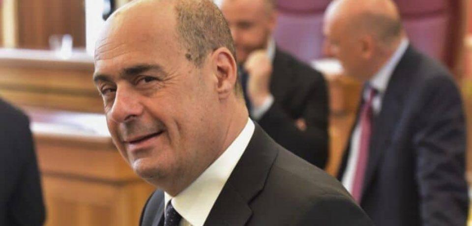 Coronavirus, positivo anche il presidente della Regione Lazio Nicola Zingaretti [VIDEO]