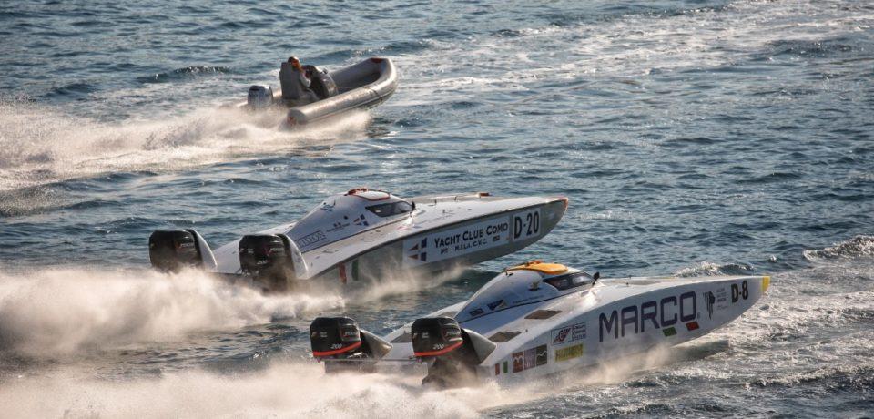 Coronavirus, annullata la tappa del Campionato Italiano di Offshore a San Felice Circeo