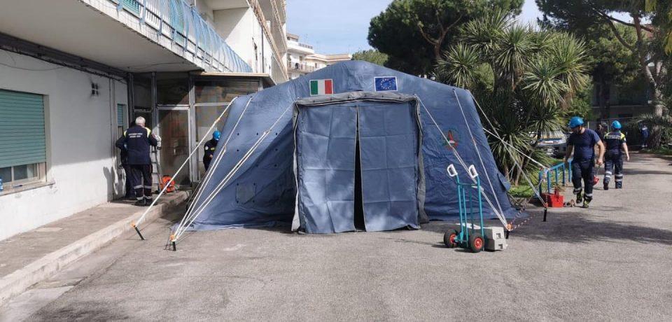 Coronavirus, primo caso positivo in provincia di Latina: è accaduto all'ospedale di Formia