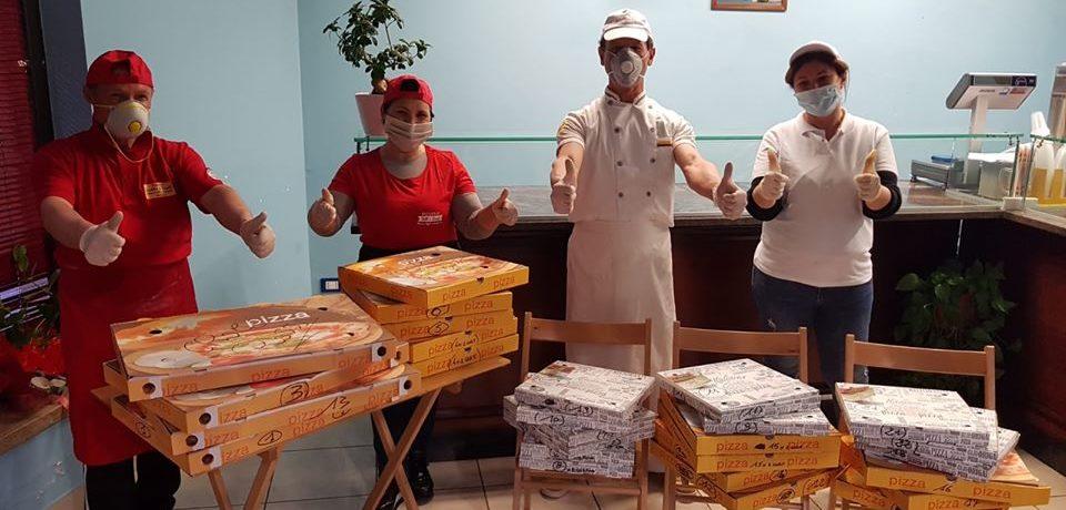 """Coronavirus, a Itri parte l'iniziativa """"Pizza solidale"""" per le famiglie bisognose"""